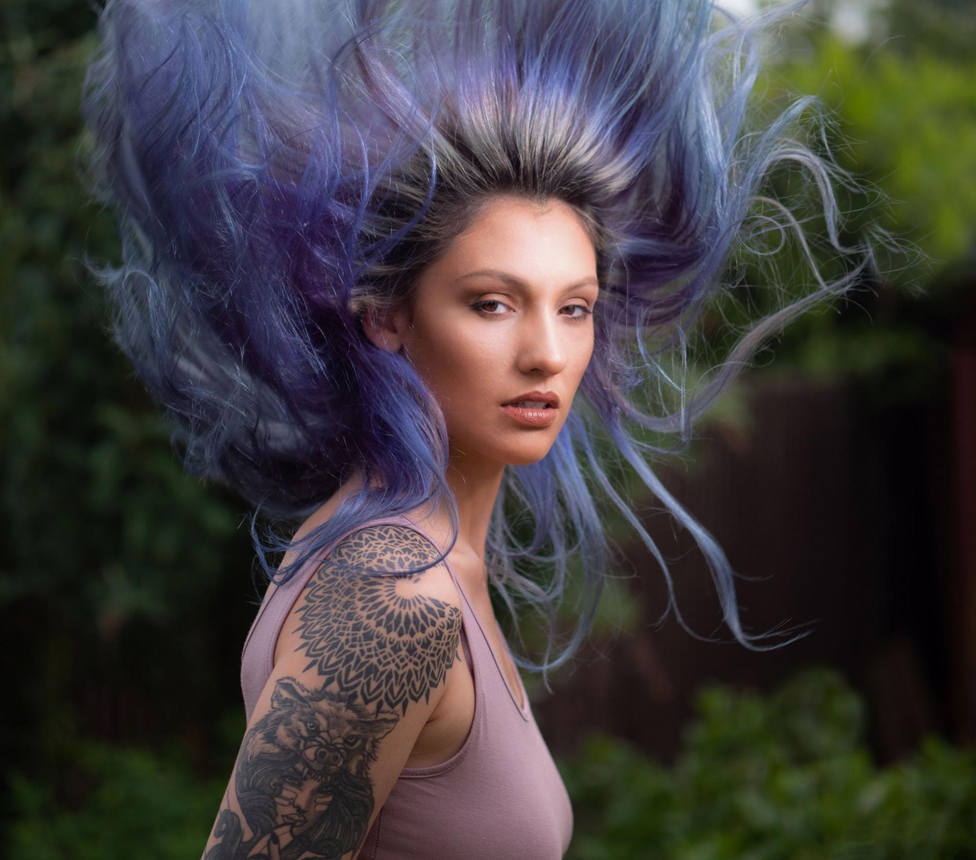 Hair-explosion