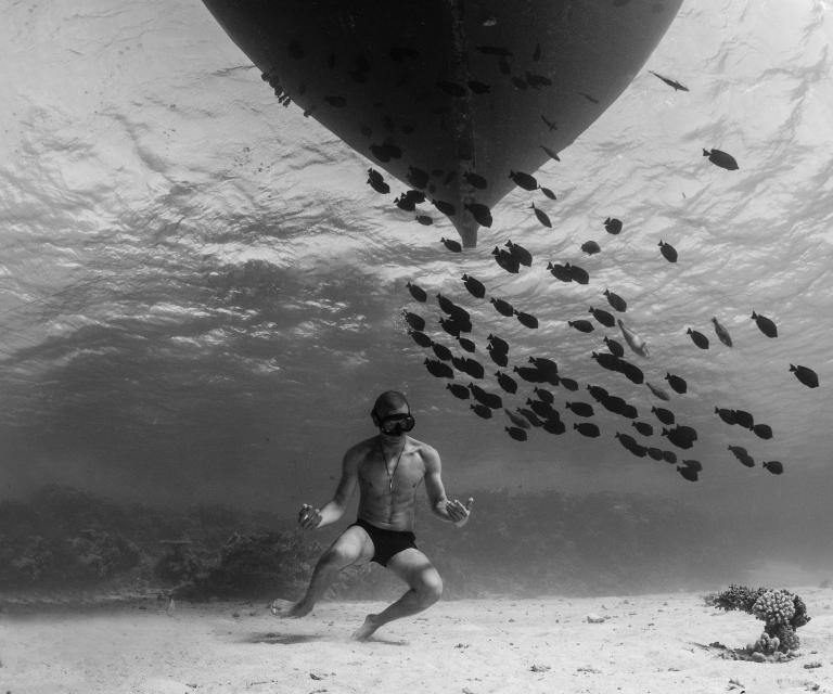 Underwater Mono